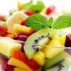 Alimentação saudável em dias de sol